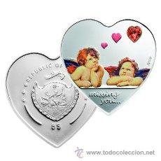 Monedas antiguas de Oceanía: PALAU 5 DOLARES 2009 MISSING YOU. Lote 28117700
