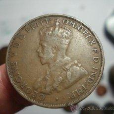 Monedas antiguas de Oceanía: 51 AUSTRALIA MONEDA DE 1 PENNY AÑO 1933 OCASION !! A DIARIO MONEDAS A PRECIOS BAJOS. Lote 28156976