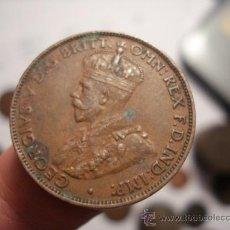 Monedas antiguas de Oceanía: 77 AUSTRALIA MONEDA DE HALF PENNY AÑO 1928 OCASION !! A DIARIO MONEDAS A PRECIOS BAJOS. Lote 28156995
