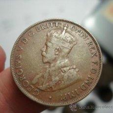 Monedas antiguas de Oceanía: 79 AUSTRALIA MONEDA DE HALF PENNY AÑO 1933 OCASION !! A DIARIO MONEDAS A PRECIOS BAJOS. Lote 28156996