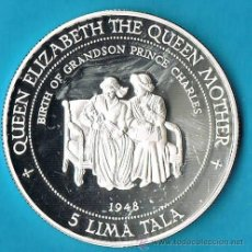 Monedas antiguas de Oceanía: TOKELAU 5 LIMA TALA 1995. Lote 32798879