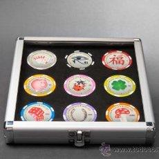 Monedas antiguas de Oceanía: PALAU 1 DOLAR SF (2012) - SET DE 9 MONEDAS DE CASINO. Lote 33331408