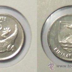 Monedas antiguas de Oceanía: KM# 3 - KIRIBATI - 5 CENT - 1979 - (SIN CIRCULAR). Lote 34057057