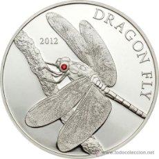 Monedas antiguas de Oceanía: TOKELAU 5 DOLLARS 2012. Lote 35820845