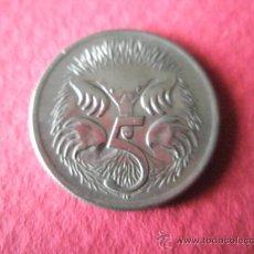 Monedas antiguas de Oceanía: MONEDA-AUSTRALIA-5 CENTS-1971-20 MM-BUEN ESTADO-VER FOTOS. Lote 36172387