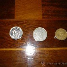 Monedas antiguas de Oceanía: TRES MONEDAS CUBANAS. Lote 37181895