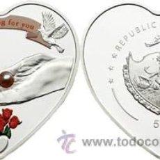 Monedas antiguas de Oceanía: PALAU 5 DOLARES 2009 EVERYTHING FOR YOU . Lote 36926513