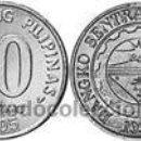 Monedas antiguas de Oceanía: FILIPINAS 10 SENTIMOS 1997 KM 270.1. Lote 160777078