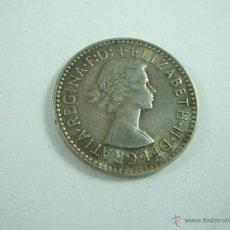 Monedas antiguas de Oceanía: MONEDA-PLATA-AUSTRALIA-THREE PENCE-1955-.. Lote 43238920