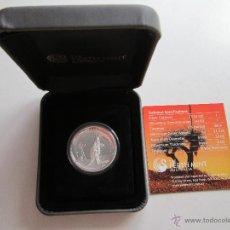 Monedas antiguas de Oceanía: AUSTRALIA * 1 DOLAR 2012 * KANGURO PLATA PROOF * HIGH RELIEF. Lote 44277680