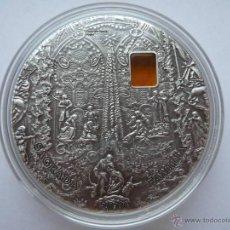 Monedas antiguas de Oceanía: PALAU 10 DOLARES 2010 SAGRADA FAMILIA. Lote 44872505