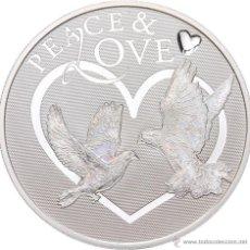 Monedas antiguas de Oceanía: TOKELAU 5 DOLARES 2012. Lote 46282038