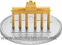 NAURU 10 DOLARES 2002 (Numismática - Extranjeras - Oceanía)
