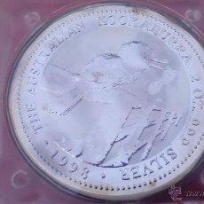 Monete antiche di Oceania: AUSTRALIA, 2 ONZAS DE 1998. Lote 49301594