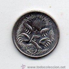 Monedas antiguas de Oceanía: AUSTRALIA. 5 CÉNTIMOS. AÑO 2005. SIN CIRCULAR.. Lote 53768856