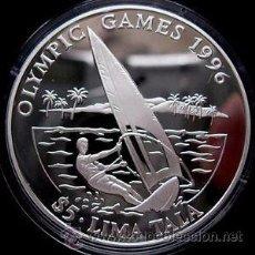 Monedas antiguas de Oceanía: TOKELAU 5 LIMA TALA 1994. Lote 54640749