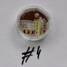 Monedas antiguas de Oceanía: PALAU MONEDA PLATA 5 DOLARES MARAVILLAS DEL MUNDO LAS VENTAS, MADRID 2014. Lote 55227811