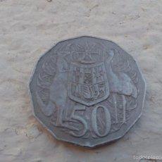 Monedas antiguas de Oceanía: A365 - AUSTRALIA 50 PENIQUES 1978. Lote 56380859