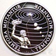 Monedas antiguas de Oceanía: KIRIBATI/SAMOA 5 DOLARES 1997. Lote 59729931