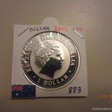 Monnaies anciennes d'Océanie: AUSTRALIA DOLLAR 2005 KM883 PROFF PLATA. Lote 60152599