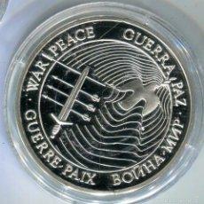 Monedas antiguas de Oceanía: KIRIBATI/SAMOA 5 DOLARES 1997. Lote 60302883