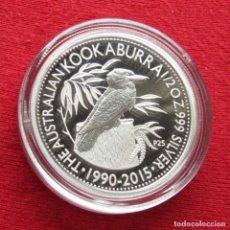 Monedas antiguas de Oceanía: AUSTRALIA 50 CENTS 2015 KOOKABURRA. Lote 67676209