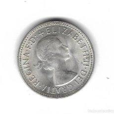 Monedas antiguas de Oceanía: MONEDA. 1 CHELIN. AUSTRALIA. 1961. PLATA. S/C. Lote 68224601
