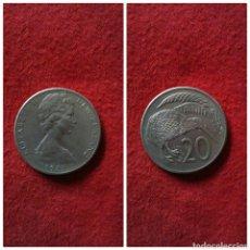 Monete antiche di Oceania: MONEDA NUEVA ZELANDA 1981. Lote 68482595