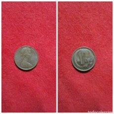 Monedas antiguas de Oceanía: MONEDA DE AUSTRALIA 1 CENTIMO 1976. Lote 69091217
