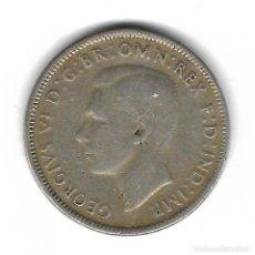 Monedas antiguas de Oceanía: MONEDA. AUSTRALIA. 1 FLORIN. 1947.. Lote 70523485