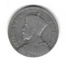 Monedas antiguas de Oceanía: MONEDA. NUEVA ZELANDA. 1 SHILLING. 1939.. Lote 76061063