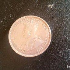 Monedas antiguas de Oceanía: MONEDA ORIGINAL,AUSTRALIA 1 FLORIN 1925 PLATA BUEN ESTADO. Lote 97328543