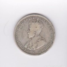 Monedas antiguas de Oceanía: MONEDAS EXTRANJERAS - AUSTRALIA - FLORIN 1914 - AG - KM-27 (BC+). Lote 99120807