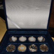 Monedas antiguas de Oceanía: EXCELENTE CARTERA 10 AÑOS DEL 20 MONEDAS QUE CONFORMAN LA UNIÓN EUROPEA CON CERTIFICACIÓN.. Lote 101237763