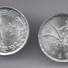 Monedas antiguas de Oceanía: CHINA TAIWAN - 1 JIAO SC KM545. Lote 136091234