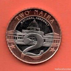 Monedas antiguas de Oceanía: NIGERIA - 2 NAIRA 2006 SC KM19. Lote 215551107