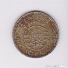 Monedas antiguas de Oceanía: MONEDAS EXTRANJERAS - TIMOR-OCEANIA - 10 ESCUDOS 1970 NI - KM-22 (MBC). Lote 104591691
