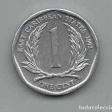 Monedas antiguas de Oceanía: EASTCARIBE STATES - 1 CENT 2002. Lote 199464402
