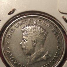 Monedas antiguas de Oceanía: UN FLORIN 1927 AUSTRALIA. Lote 112657738