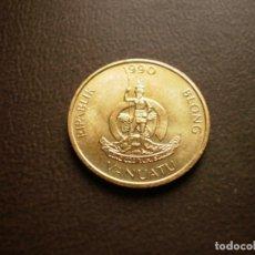 Monedas antiguas de Oceanía: VANUATU 2 VATU 1990. Lote 115505003