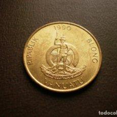 Monedas antiguas de Oceanía: VANUATU 5 VATU 1990. Lote 115505139