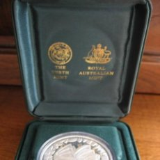Monedas antiguas de Oceanía: 5 DÓLARES AUSTRALIANOS CONMEMORATIVOS DE LOS JUEGOS OLÍMPICOS DE SYDNEY, AÑO 2000. Lote 115624151