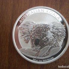 Monedas antiguas de Oceanía: 1 DOLLAR AUSTRALIA 2014 PLATA 999 1 0Z 31GR PROOF KOALA. Lote 116287247