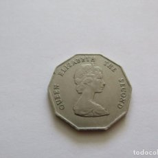 Monedas antiguas de Oceanía: MONEDA ONE DOLLAR QUEEN ELIZABETH THE SECOND EAST CARIBBEN STATES 1999. Lote 116985163