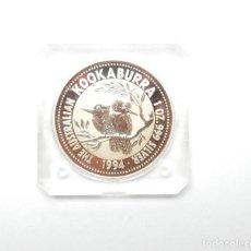 Monedas antiguas de Oceanía: AUSTRALIA 1 DOLAR ONZA PLATA 1994. Lote 118919371