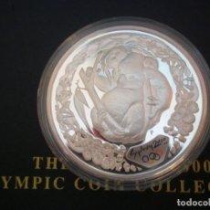 Monedas antiguas de Oceanía: 5 DOLLARS AUSTRALIA DEL AÑO 2000.OLIMPIADAS SIDNEY 2000.PROOF KOALA. PLATA 999 1OZ (31,10GR). Lote 118982799