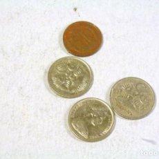 Monedas antiguas de Oceanía: LOTE 4 MONEDAS AUSTRALIA. Lote 123531823