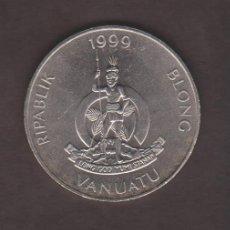 Monedas antiguas de Oceanía: MONEDAS EXTRANJERAS - VANUATU - 50 VATU 1999 (CNI) KM-8 (SC). Lote 127616307