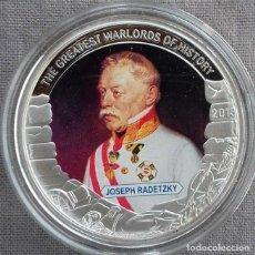 Monedas antiguas de Oceanía: PALAU 1 DOLAR 2013. Lote 136584298