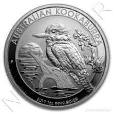 Monedas antiguas de Oceanía: AUSTRALIA 1 DOLAR PLATA 2019 KOOKABURRA - 1 ONZA PLATA PURA. Lote 137803706